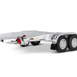 Laweta Brenderup 3023GT uchylna, do 3000kg DMC