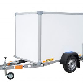 WIOLA Cargo 250 kontener furgon 250x130x145wys