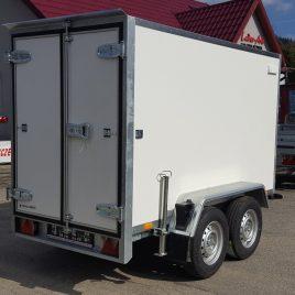KONTENER TEMARED BOX 2512C/2 2T DRZWI zamykany furgon