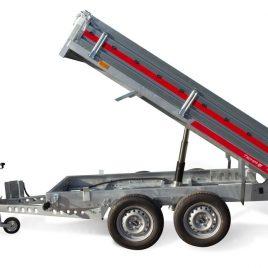 TEMARED TIPPER 2515/2 2 osie, kiper hydrauliczny
